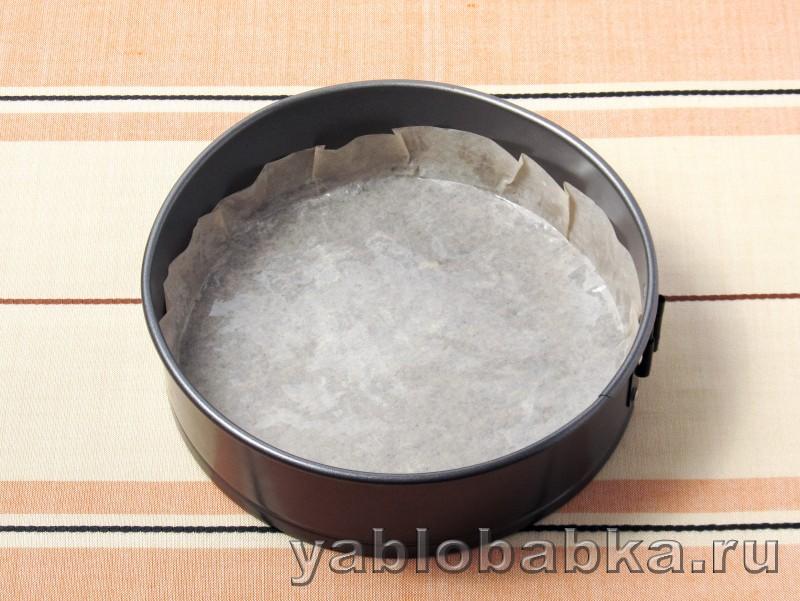 Болгарский яблочный пирог с манкой: фото 4