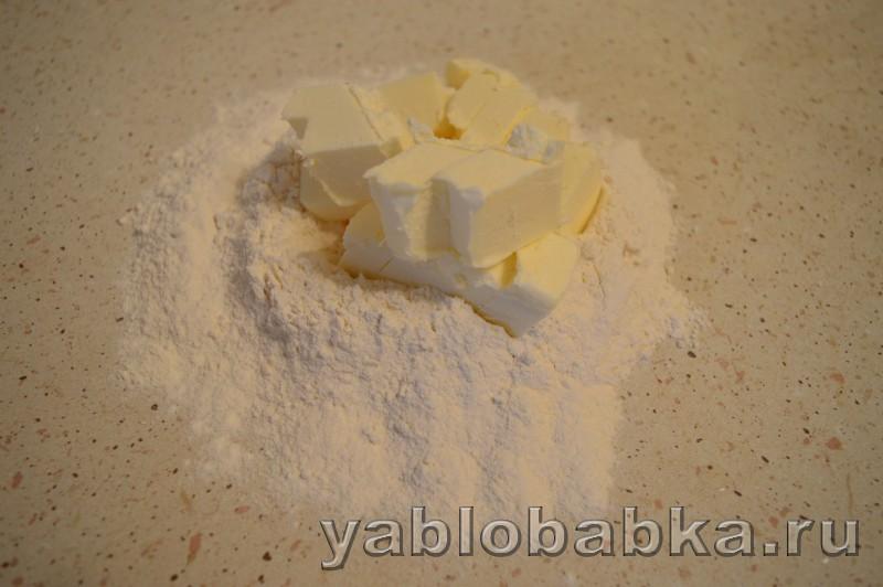 Эльзасский яблочный пирог с клюквой: фото 4
