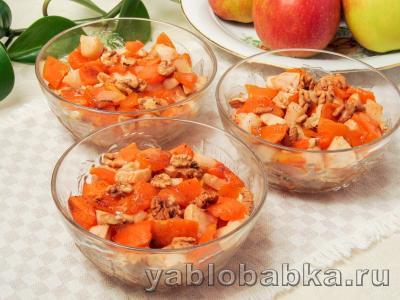Тыква запеченная в духовке с медом и яблоками (+5 рецептов)