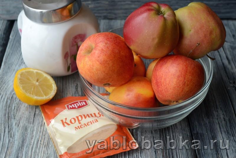 Мармелад из яблок на зиму: фото 1