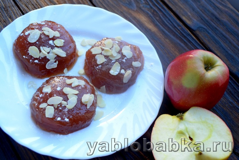 Мармелад из яблок на зиму: фото 10