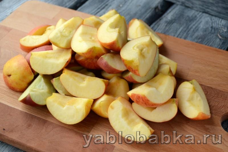 Мармелад из яблок на зиму: фото 2