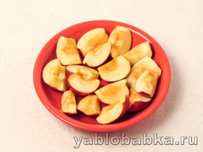 Мусс из яблок с манкой: фото 2