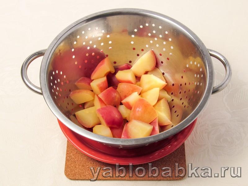 Мусс из яблок с манкой: фото 4