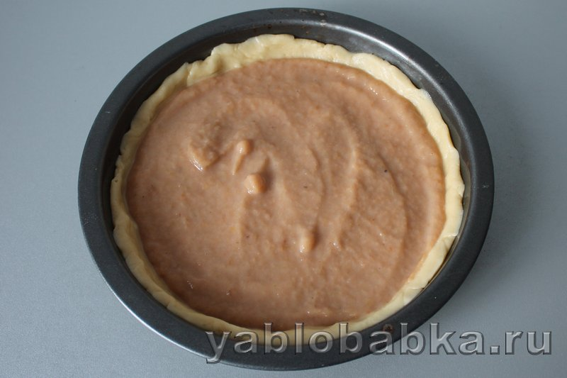 Открытый пирог с повидлом: фото 5