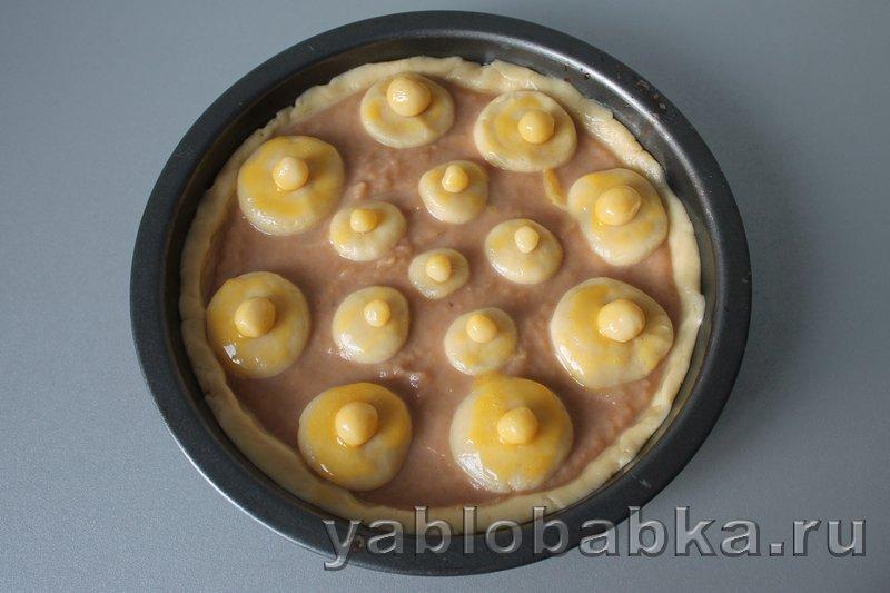 Открытый пирог с повидлом: фото 6