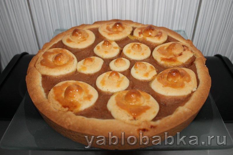 Открытый пирог с повидлом: фото 8