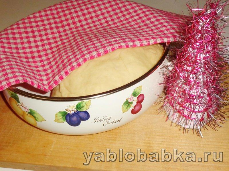Пирог с яблоками и корицей дунай: фото 10