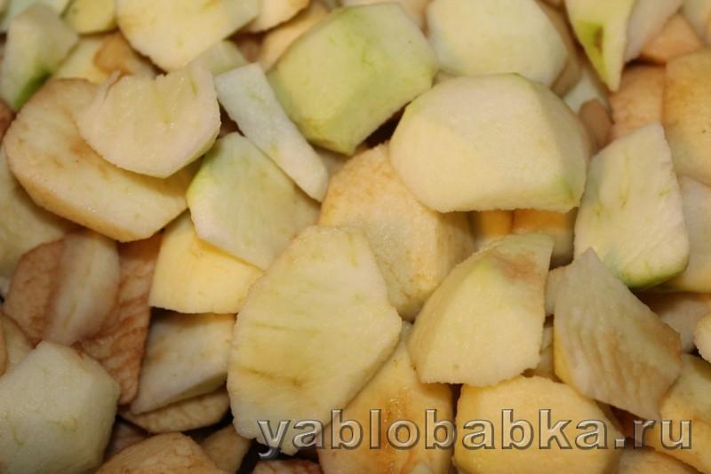 Пюре из яблок на зиму рецепт без сахара для детей: фото 2