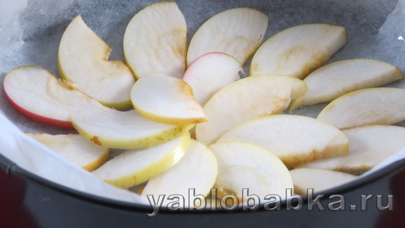 Рецепт шарлотки с яблоками простой и вкусный: фото 7