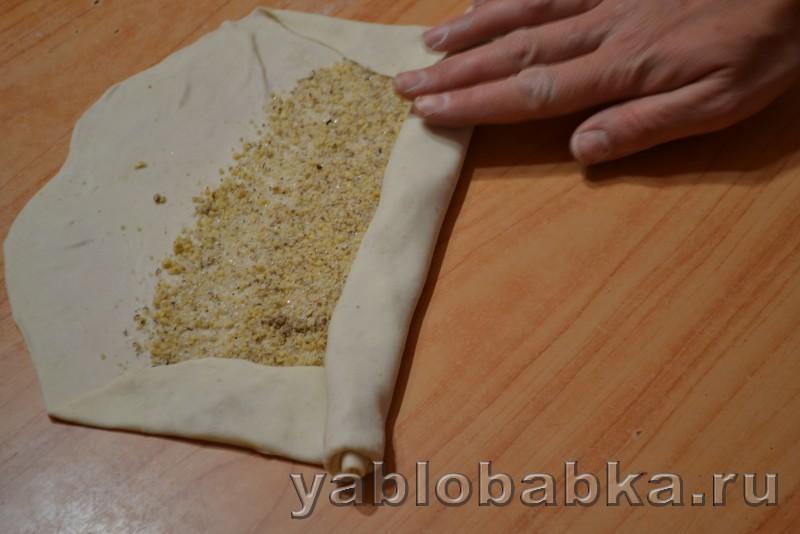 Штрудель с грецкими орехами: фото 4