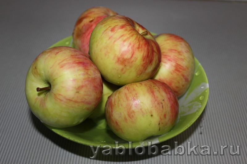 Яблочные чипсы в духовке: фото 1