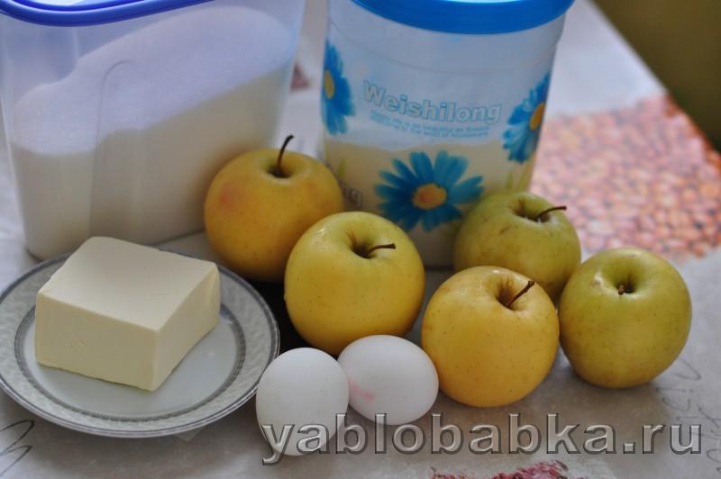 Яблочный пирог мечта: фото 1