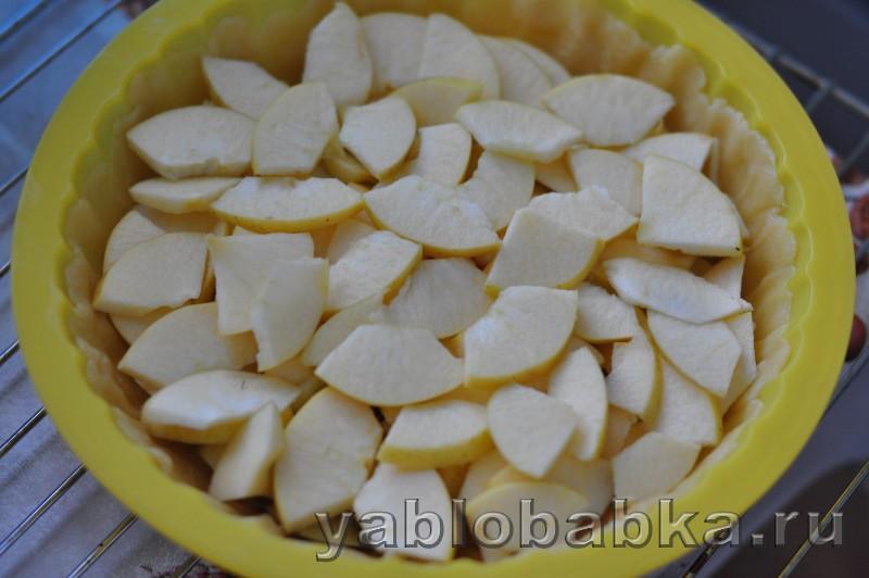 Яблочный пирог мечта: фото 6