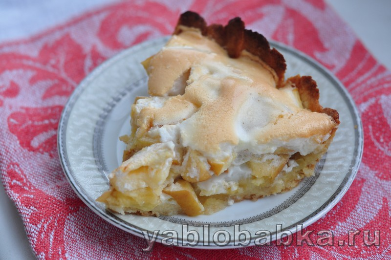 Яблочный пирог мечта