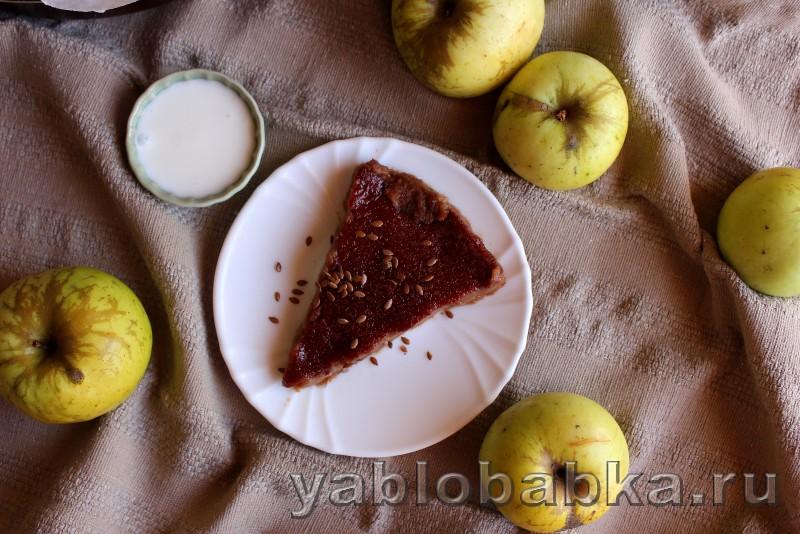 Яблочный пудинг рецепт с фото пошагово в мультиварке